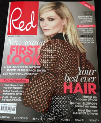 Red Magazine Whole 30