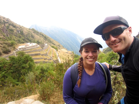 Hiking the Inca Trail Day 3