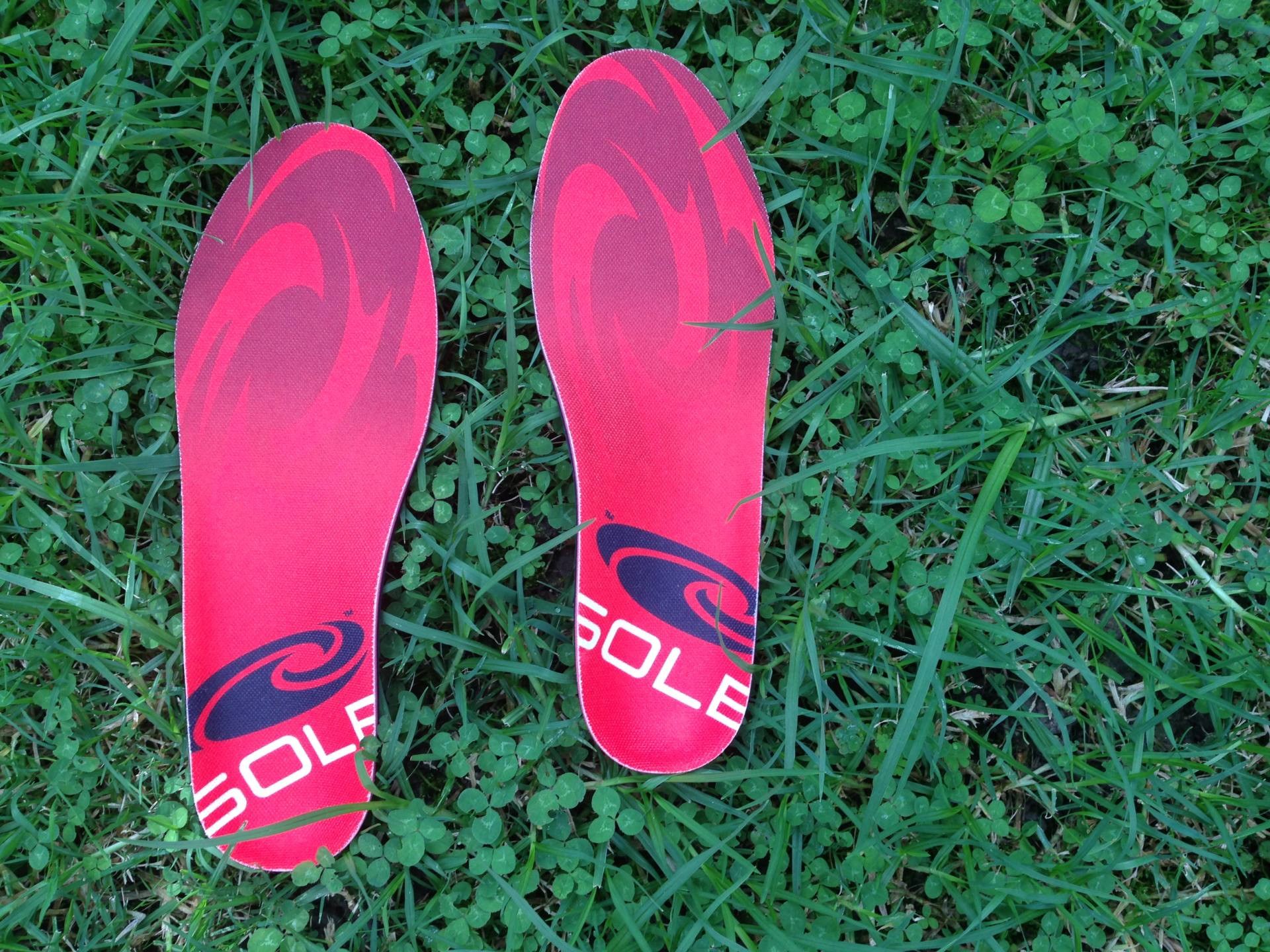 Sole Footbeds
