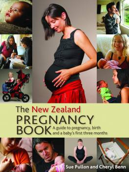 NZ Pregnancy Book